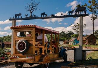 Parque Olivas de Gramado