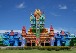 Beto Carrero World - Passaporte de 01 dia