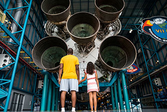 Kennedy Space Center - Regular Admission Only