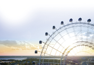 Madame Tussauds +Sea Life + The Wheel at Icon Park