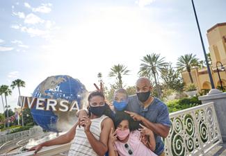Universal 2 Parques/ 2 Dias - Park-to-Park Ticket - Data Flexível