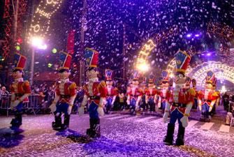 Espetáculo - O Grande Desfile de Natal