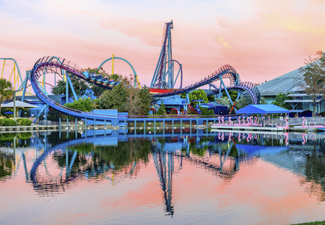 Two Park Ticket with All Day Dining - SeaWorld® e Busch Gardens