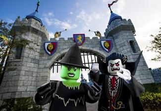 2 Days Admission to Legoland® Florida