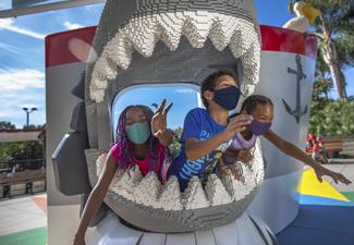 2 Days Admission to Legoland Florida & Water Park