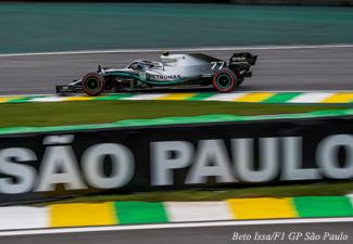 F1 - GP de São Paulo - Arquibancada sexta, sábado e domingo