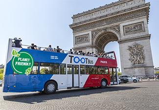 TooT Bus – Hop-on Hop-off - 01 Dia