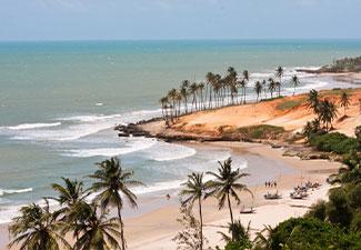 Passeio a Praia de Lagoinha