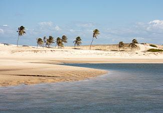 Passeio a Praia de Águas Belas