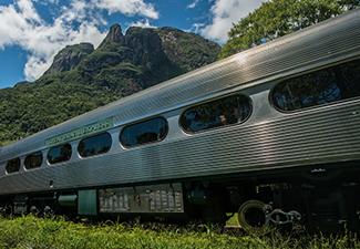 Passeio de Trem Morretes/Antonina (Classe Turística)
