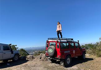 Serra Adventure Completo (Classe Turística)