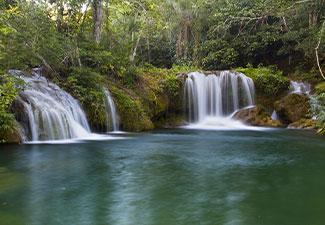 Cachoeiras Rio do Peixe - Com Transfer de hoteis em Bonito