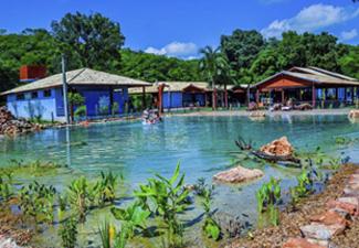 Balneario Nascente Azul - Aqualokko - Com Transfer de hotéis em Bonito