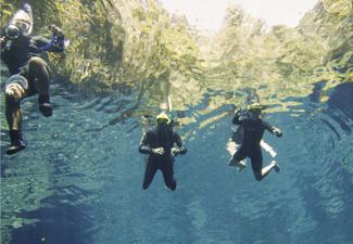 Flutuação na Lagoa Misteriosa - Com Transfer de hotéis em Bonito