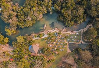 Balneario do Sol  - Com Transfer de hotéis em Bonito