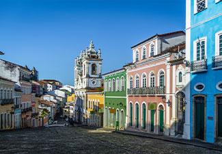 City Tour: Histórico + Panorâmico (saídas de hotéis na Costa do Sauipe)