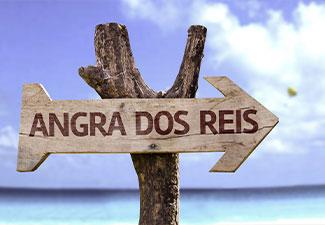 Tour Ilhas de Angra dos Reis com passeio de Escuna - Saída do Rio de Janeiro ( Zona Sul )