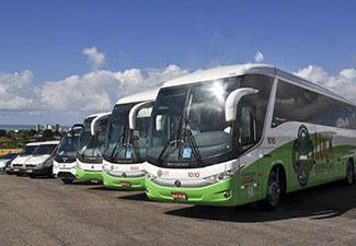 Shuttle para Praia do Forte - saída dos Hotéis Vila Galé Mares, Palladium ou Iberostar