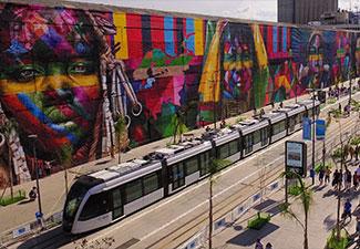 City tour Boulevard Olímpico com passeio de VLT e Museu do Amanhã com ingresso