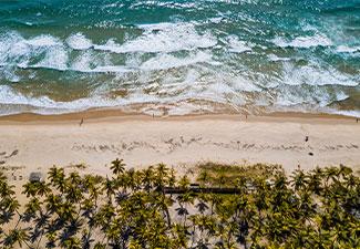 Tour de Praias em Salvador