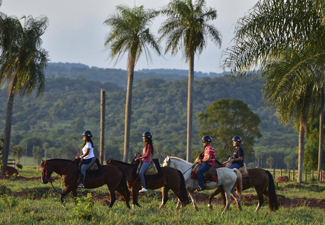 Cavalgada Estância Mimosa - Com Transfer de Hotéis em Bonito