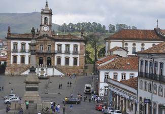 City Tour em Ouro Preto e Mariana (Com Guia)