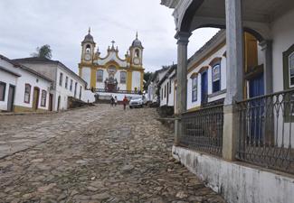 City Tour em Tiradentes e São João Del Rei - (Guia Nacional) - Saindo de Ouro Preto