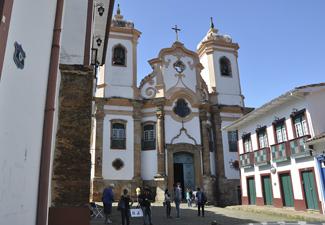 City Tour em Ouro Preto - Dia Inteiro