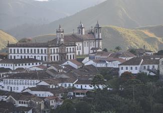 City Tour em Ouro Preto - Meio dia