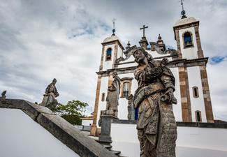 City Tour em Tiradentes e Congonhas - (Guia Bilíngue: Inglês e Espanhol)