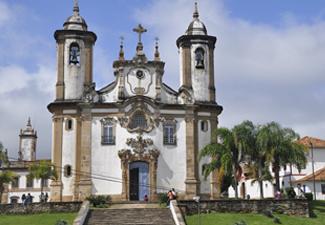 City Tour em Ouro Preto e Mariana - (Guia Bilíngue: Inglês e Espanhol)