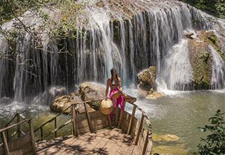 Parque das Cachoeiras - Com Transfer de hotéis em Bonito