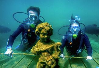 Mergulho com Cilindro Lago da Capela - Com Transfer de hotéis em Bonito
