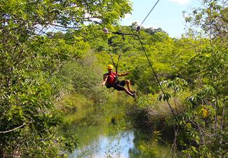 Formoso Adventure - Parque Ecológico - Com Transfer de Hotéis em Bonito