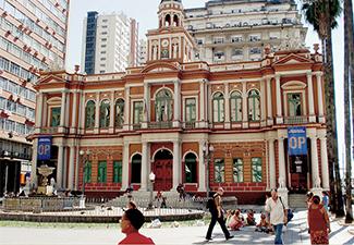 City Tour em Porto Alegre - Meio Turno