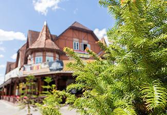 City Tour Blumenau - Saída de Hotéis em Penha