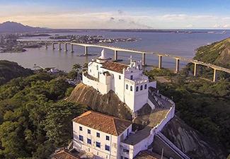 City Tour por Vitória e Vila Velha
