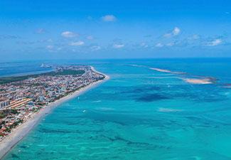 COMBO - Litoral Norte Com Entardecer + Praias da Costa do Conde - Saída de João Pessoa