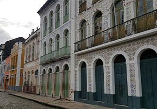 City Tour em São Luís - Saída de hotéis em São Luís