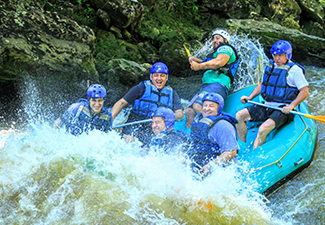 COMBO - Rafting + Day use Free