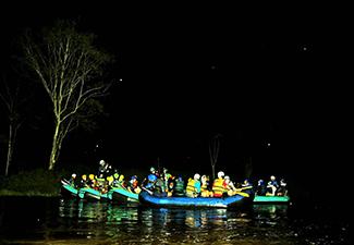COMBO - Rafting Noturno + Day use ( Dia Seguinte )