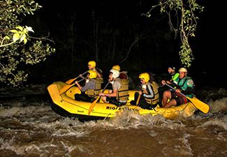 COMBO - Rafting Noturno + Camping Grátis
