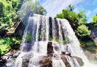 Visitação a Cachoeira São Sebastião
