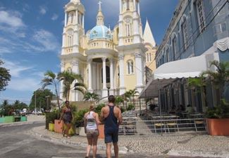 City tour Histórico em Ilhéus - Saída de Itacaré