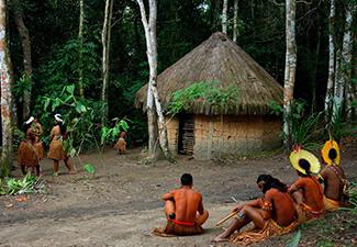 Pedalada História, Praia, Reserva Indígena e Mata Nativa