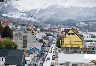 City Tour em Ushuaia