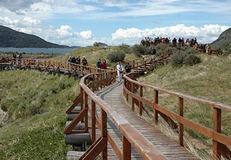 Excursão ao Parque Nacional Terra del Fuego
