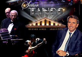Señor Tango apenas Show
