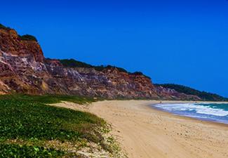 Passeio a Praia do Gunga - Saída de Maceió