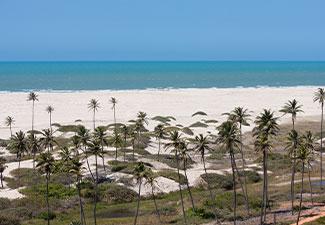 Passeio a Praia do Beach Park